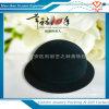 Terciopelo Sombrero-Shaped que se reúne el rectángulo de regalo de la joyería