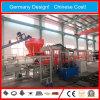 Alimentação de linha de produção completa de bloco de cimento Makig/máquina de formação