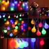 [فيري ليغت] كرة أرضيّة [10م] 100 [لد] [رغب] خيط ضوء