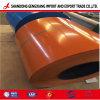 Padrão de madeira da bobina de aço com revestimento de cor/design de bobina PPGI FLORES