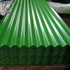 плитка крыши толщины 0.23mm покрынная цветом гальванизированная Corrugated