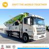 Sany 46m 트럭에 의하여 거치되는 구체 펌프 덤프 트럭