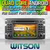 Witson S160 Coche GPS DVD Player para Smart Fortwo