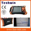 Techwinの手持ち型の光学時間領域の反射鏡 (OTDR)