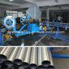 Máquina de conducto helicoidal de acero galvanizado