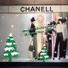 Стикер Glass Window рождественской елки для Shop Christams Decoration