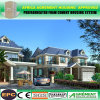 EPC 가벼운 강철 Fram 임시 아파트 건물 조립식 가옥 집