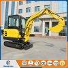 Grabender Maschinen-hydraulischer Miniexkavator 2.2t