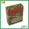 Boîte à papier artistique avec fenêtre pour cosmétiques et électronique