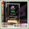 Trophée de livre de transparent (JD-CT-311)
