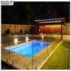 Супер белое Toughened стекло для загородки плавательного бассеина гостиницы