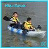 プラスチックカヌーのカヤックの卸売のRotomoldingの2つの人のシートの漁船