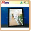 Cadre léger de publicité acrylique en aluminium magnétique de la trame DEL