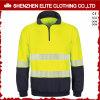 Выполненный на заказ вышитый логос огнезамедлительные куртки безопасности Hi-Визави оптом