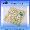 Pano de limpeza dos vidros de pano de limpeza Microfiber/Microfiber da lente