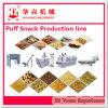 Chaîne de production de systèmes d'extrusion de casse-croûte de feuilleté (bille de puce/casseur/fromage)