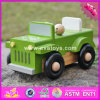 2017 Los niños juguetes de madera al por mayor de coche, mejor diseño Jeep niños juguetes de madera Alquiler, venta caliente niños juguetes de madera Alquiler de W04A326