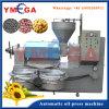 Verschillende Grootte die van de Commerciële Eetbare Olie van de Kokosnoot Machine maken