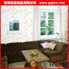 Tela larga Washable impermeável comercial Home papéis de parede suportados de Wallcovering do vinil