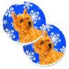 La promotion de la cuvette de la protection des animaux Sac Coaster Étiquette personnalisée