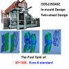 Stampaggio mediante soffiatura di Twin-Sheet/in-Mould/linea di produzione di modellatura per i serbatoi di combustibile Euro-6