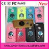 Caso protettivo di disegno 360 della fabbrica nuovi per il caso di iPhone 7 con la protezione dura del coperchio della cassa del PC di Kickstand TPU per il iPhone 7 4.7 pollici