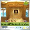 Columna hueco redonda, columnas de mármol para la venta