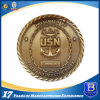 Монетка возможности сувенира 3D античная латунная с краем веревочки (Ele-C005)