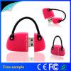 Mecanismo impulsor 2GB 4GB del flash del USB del bolso del PVC de la mujer de las muestras libres