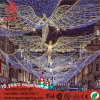 Natal exterior LED luzes decorativas Diwali para decoração de Estrada
