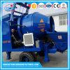 Bomba portátil móvel do misturador concreto da alta qualidade com capacidade 350L