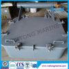 船の小型の鋼鉄ハッチカバー