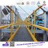 Низкая стоимость стальной решеткой с HDG готово