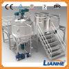 Cosmética vacío emulsionante mezclador para homogeneizador de la mezcla de crema corporal
