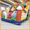 Atraente Cavalier Inflatables deslize para Kid Playing (AQ01354)
