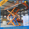 Plate-forme fixe de levage de table élévatrice de véhicule de plate-forme de levage de ciseaux