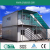Zwei Layers 20ft Office Container mit Staircases und Rainshelter