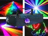 Luz laser de la demostración 1W RGB Animatio del laser del disco