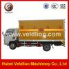 4X2 Van Cargo Truck voor Vervoer van speciaal-Goederen