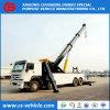 Vrachtwagen van Wrecker van de Kraan van de Kruk HOWO 8*4 de Op zwaar werk berekende 30ton 40ton Roterende