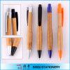 2015 Gift novo Eco Bamboo Ball Pen com Clip