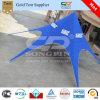 Blue reale Oxford Star Tent Diameter 10m per Sun Shelter e Displaying Logo/Aluminum Single Palo Tent 10m con Oxford Cover