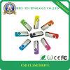 Förderndes kundenspezifisches Metallschwenker USB-Steuerknüppel-Schwenker USB-Blinken-Laufwerk