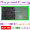 Gimnasio / Zona de juegos Enclavamiento de goma Azulejos / Rubber Flooring
