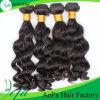 새로운 바디 파 인도 Virgin 인간적인 긴 머리 가발
