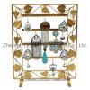 나무 Jewelry Display Shelf Earring Holder Crafts (wy-4554)