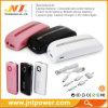 Chargeur portatif universel de téléphone portable