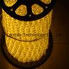 LEDロープライトを変更する結婚式の装飾2ワイヤーカラー