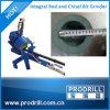 Broyeur à tige en acier à semelle intégrée pneumatique