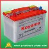 N70 Dry Charge Battery JIS Standard Battery 70ah, 12V
